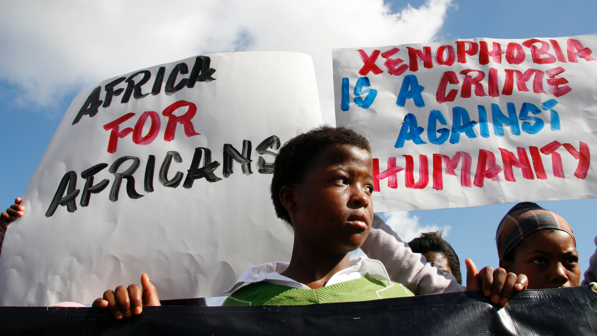 'There will be blood': Xenophobia in S Africa routine and lethal