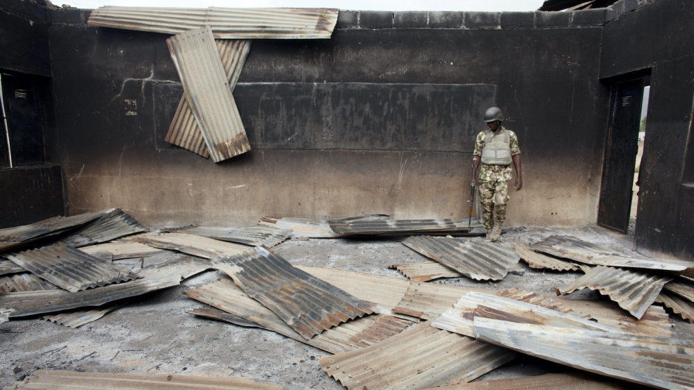 What's being done to keep learning going in northern Nigeria?