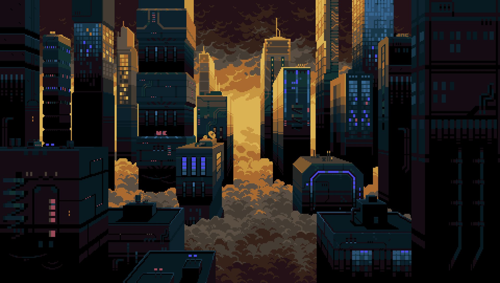Disjunction Is An Upcoming Cyberpunk Stealth Game Headed For PS4, Xbox One, PC, and Nintendo Switch