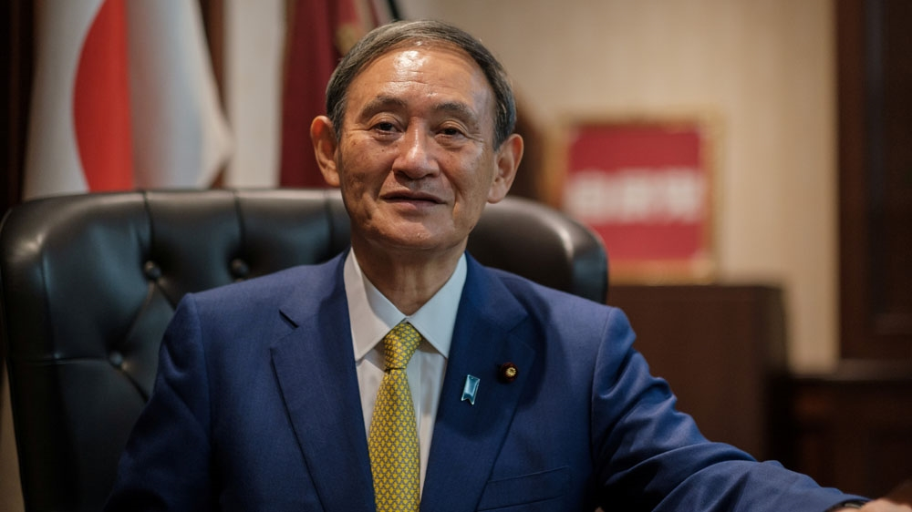 Formidable challenges await as Suga set to take over as Japan PM