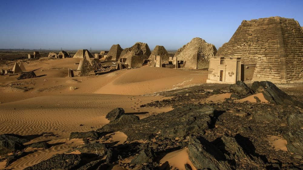 Sudan floods threaten ancient archaeological site, experts say