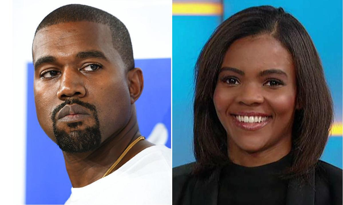 Candace Owens Lets The World Know That Kanye West Has Been Locked Out Of His Twitter Account By The 'Twitter Gods'