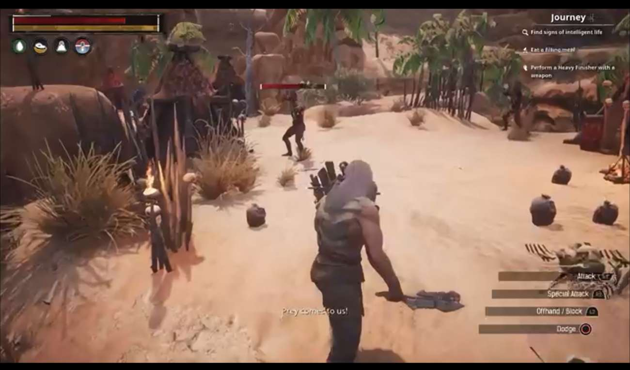 Conan Exiles' First Big Expansion Releases Next Week In Early Access