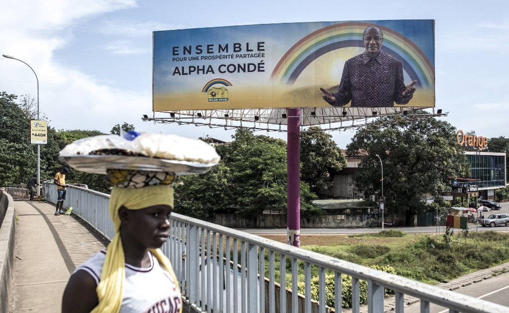 Guinea opposition condemns 90 protest deaths ahead of polls