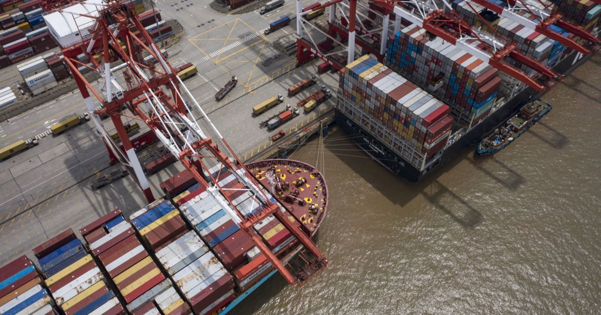 China's trade with the world surges as economies reopen