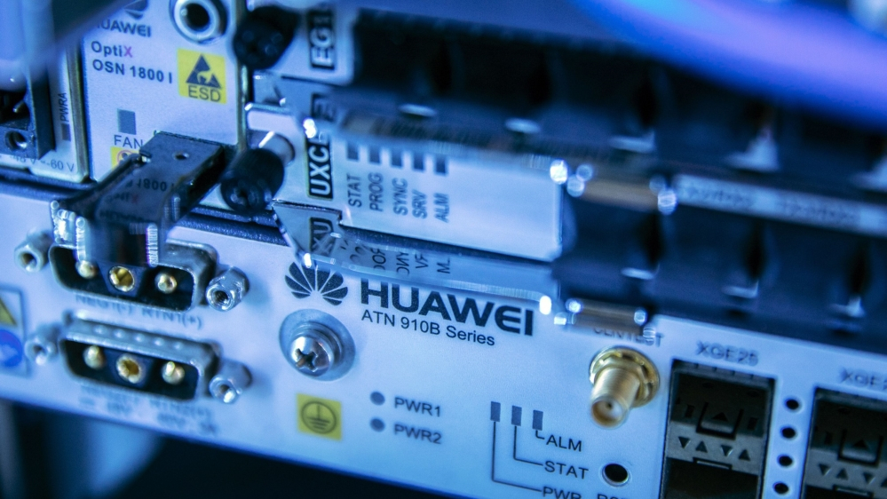 Huawei in the UK: Parliament body says firm colludes with Beijing