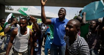 Outrage in Nigeria after peaceful protesters shot at: Live news