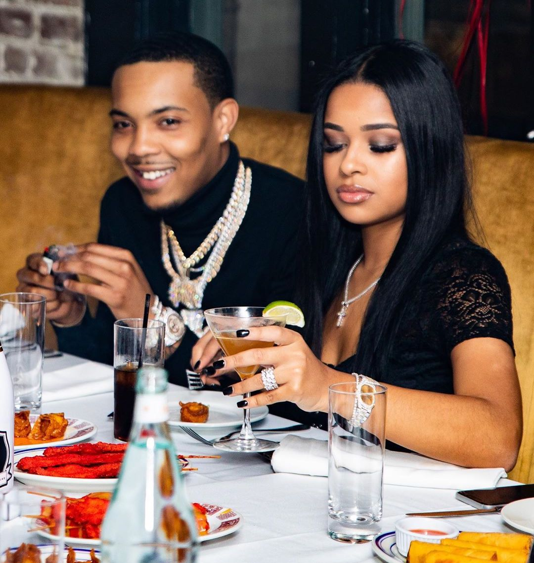 Taina Gifts G Herbo With An Amazing Car And Watch For His Birthday – See The Clips