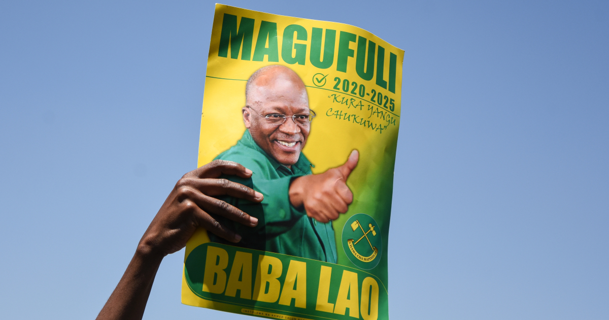 Opposition complains of repression as Tanzania heads to the polls
