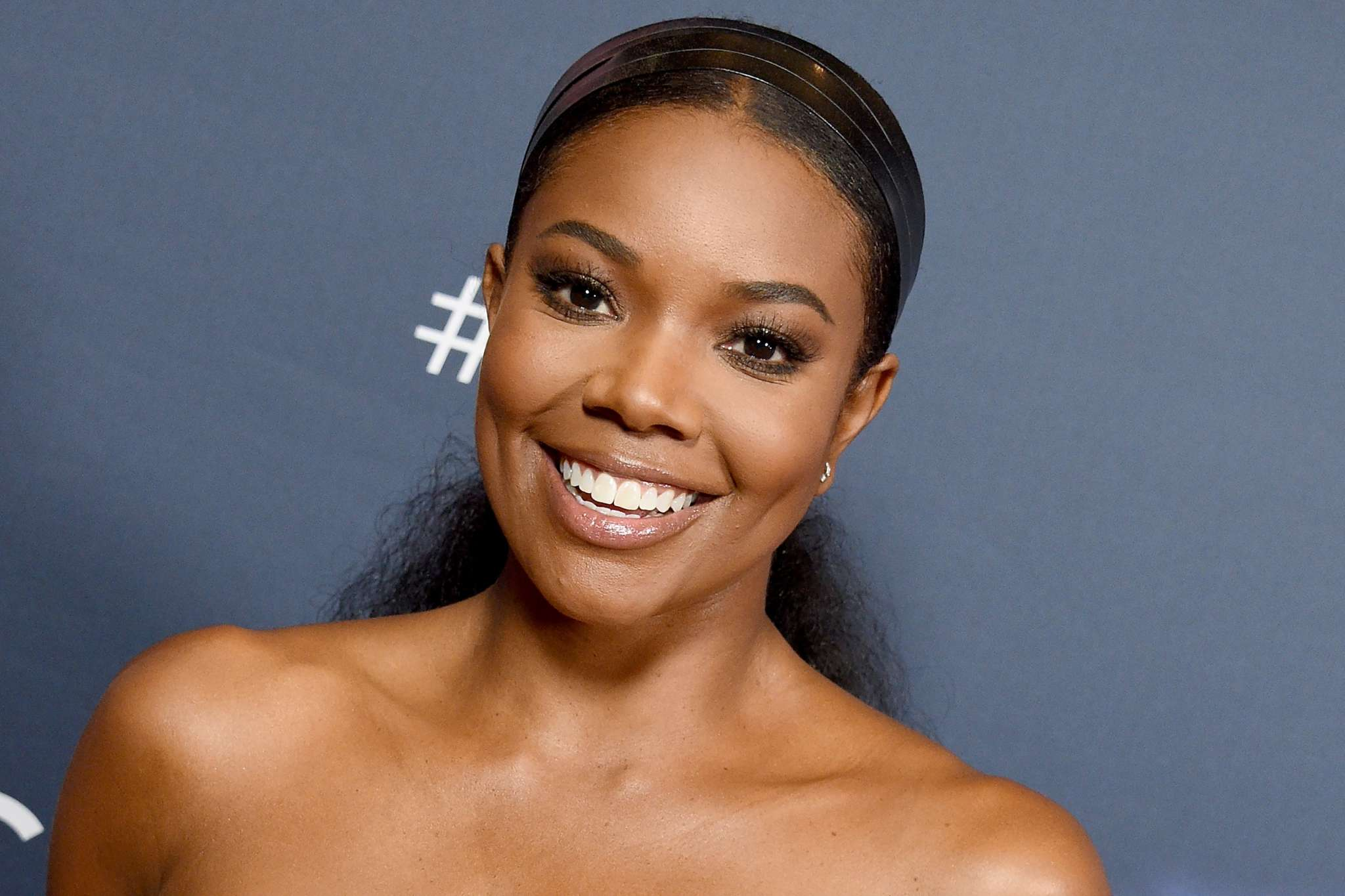 Gabrielle Union Looks Divine At The Beach – Check Out Her Other-Worldly Dress!