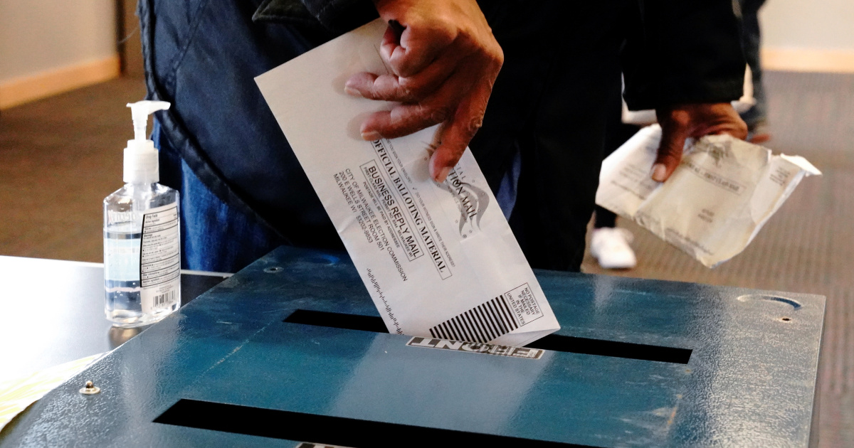 Court battles over counting ballots shape presidential election