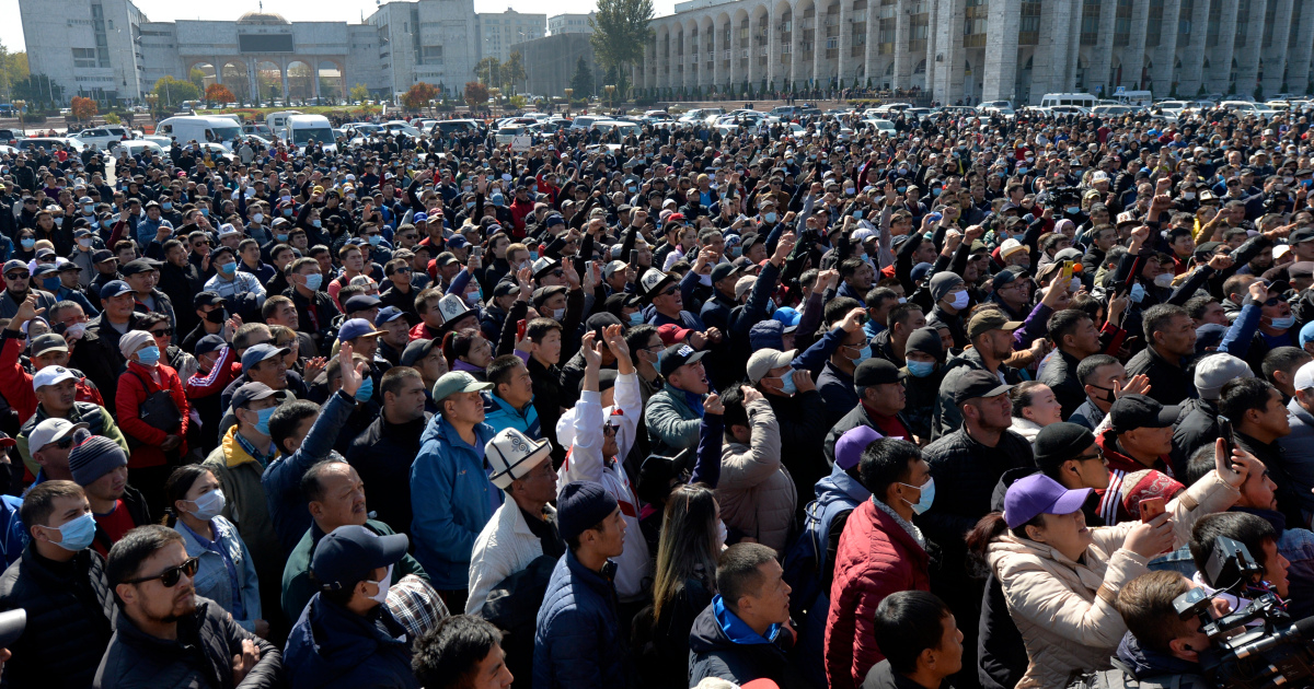 Kyrgyzstan's complex crisis: What you need to know in 500 words
