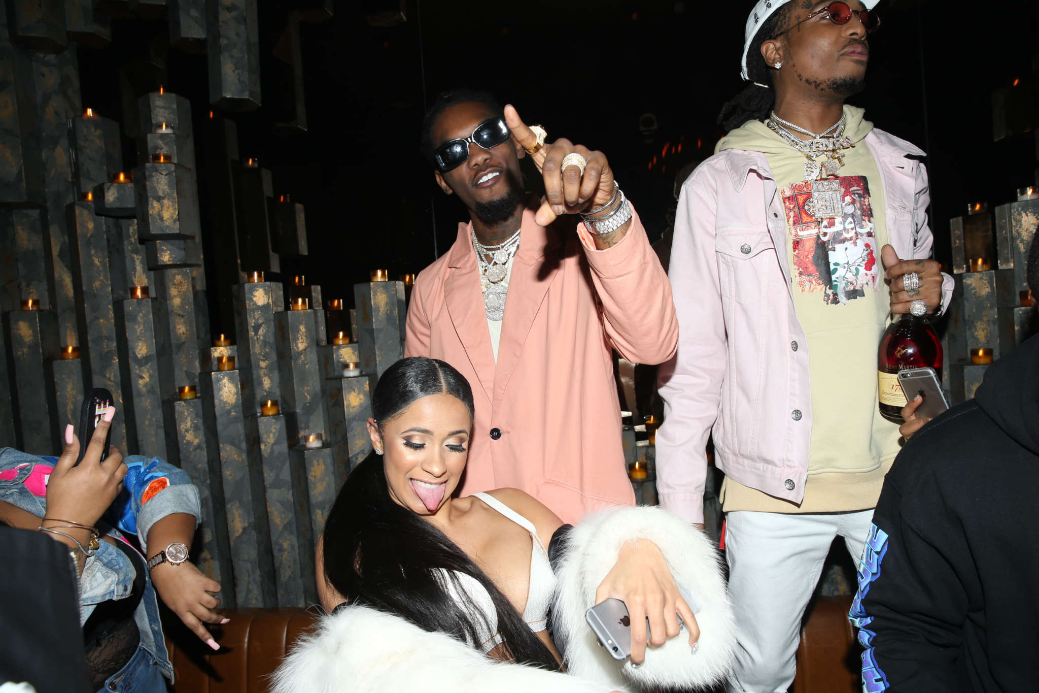 Cardi B Drags Her Fans For Trolling Offset — Tells Them They Don't Pay Her Bills And Mentions Ariana Grande