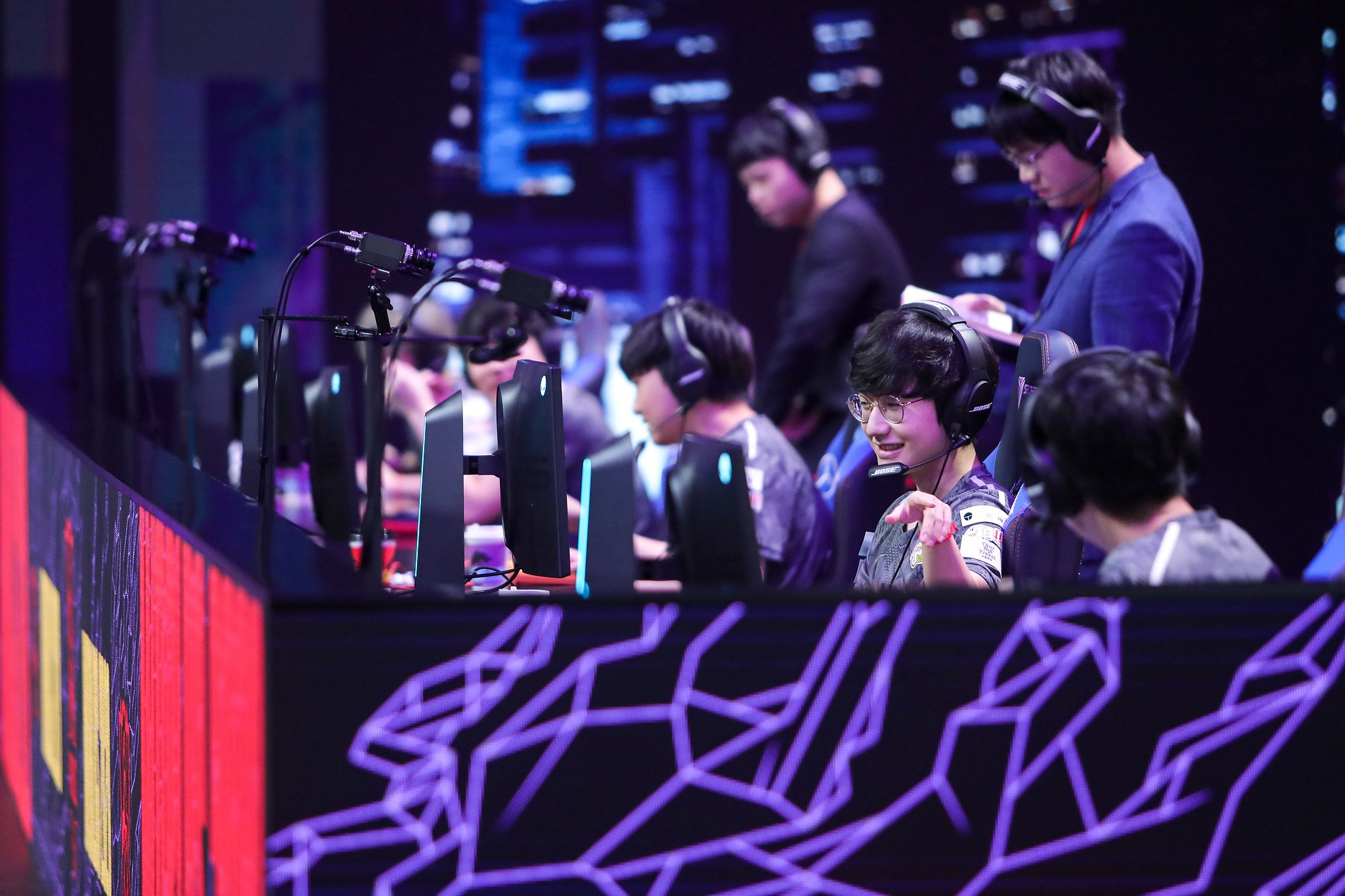 League Of Legends World Championship 2020 Main Group Event Day Four: TSM Vs LGD Gaming