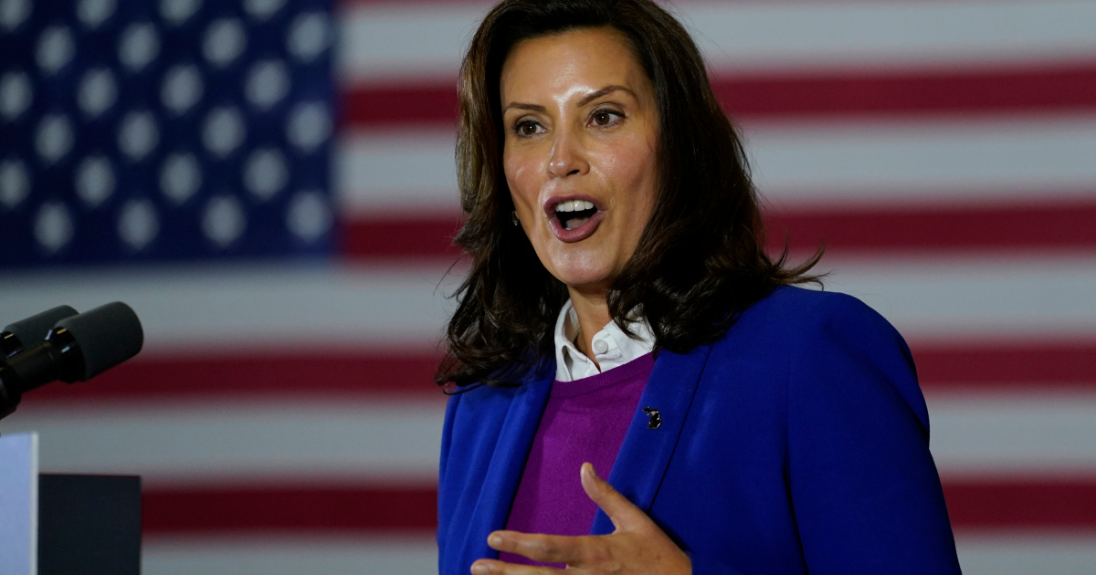 'It needs to stop': Whitmer slams Donald Trump for rally attack