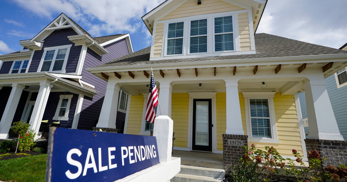 US home sales and jobless claims underscore rising inequality