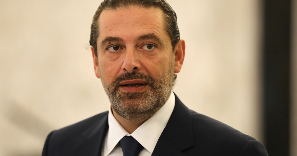 Saad Hariri renamed as Lebanon PM a year after stepping down