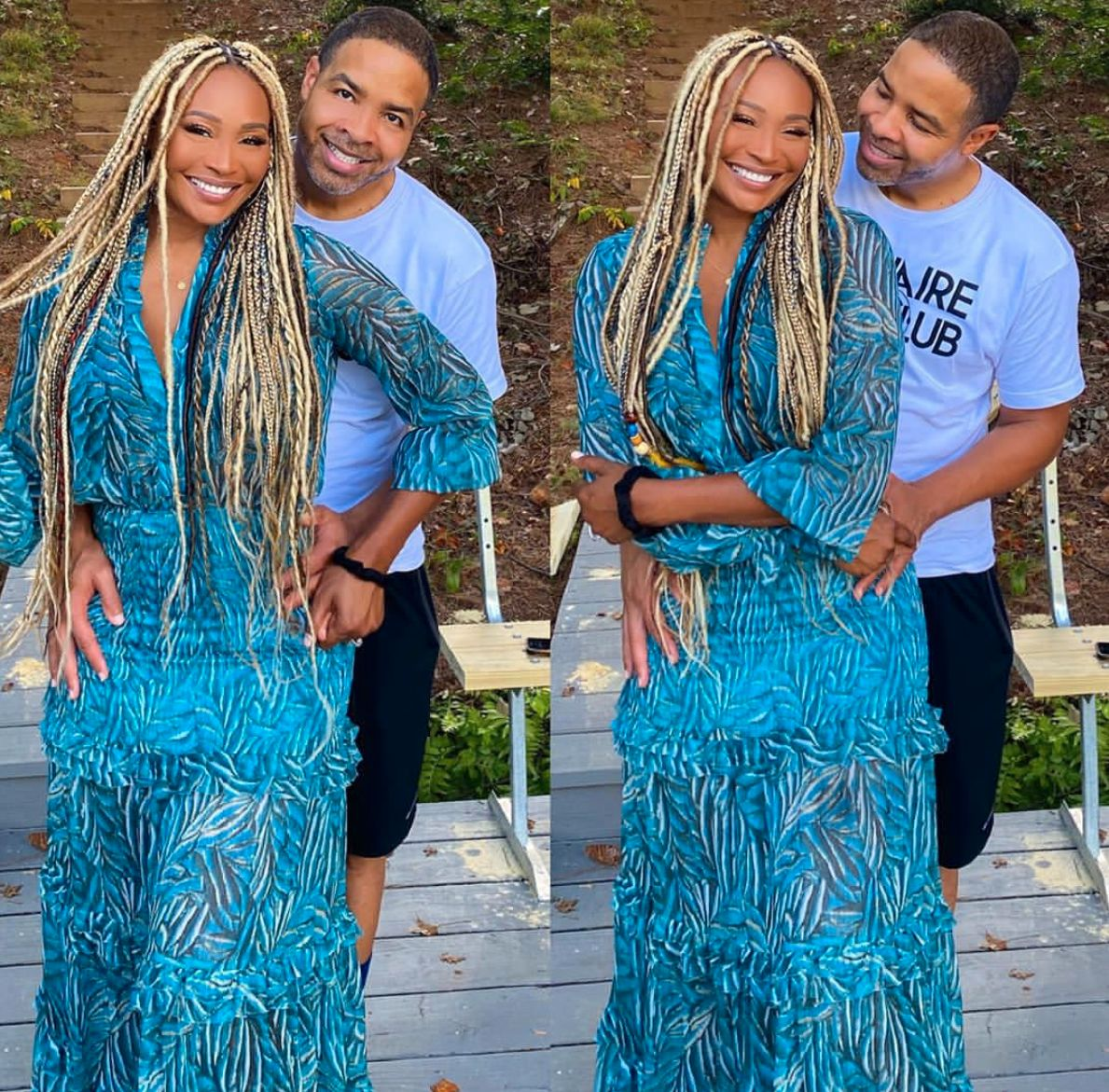 Cynthia Bailey Shows Her Gratitude To People Magazine Following Her Wedding