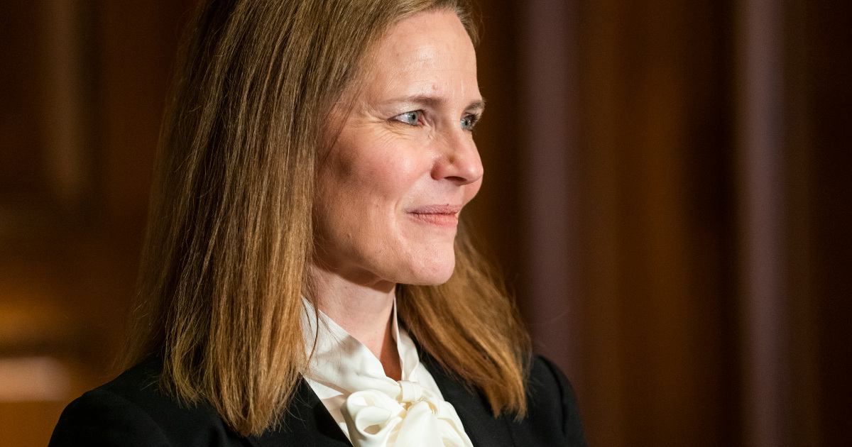 Barrett promises to follow law ahead of US Supreme Court hearing