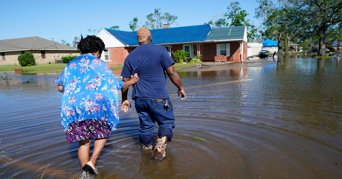 US: Louisiana residents continue clean-up after Hurricane Delta