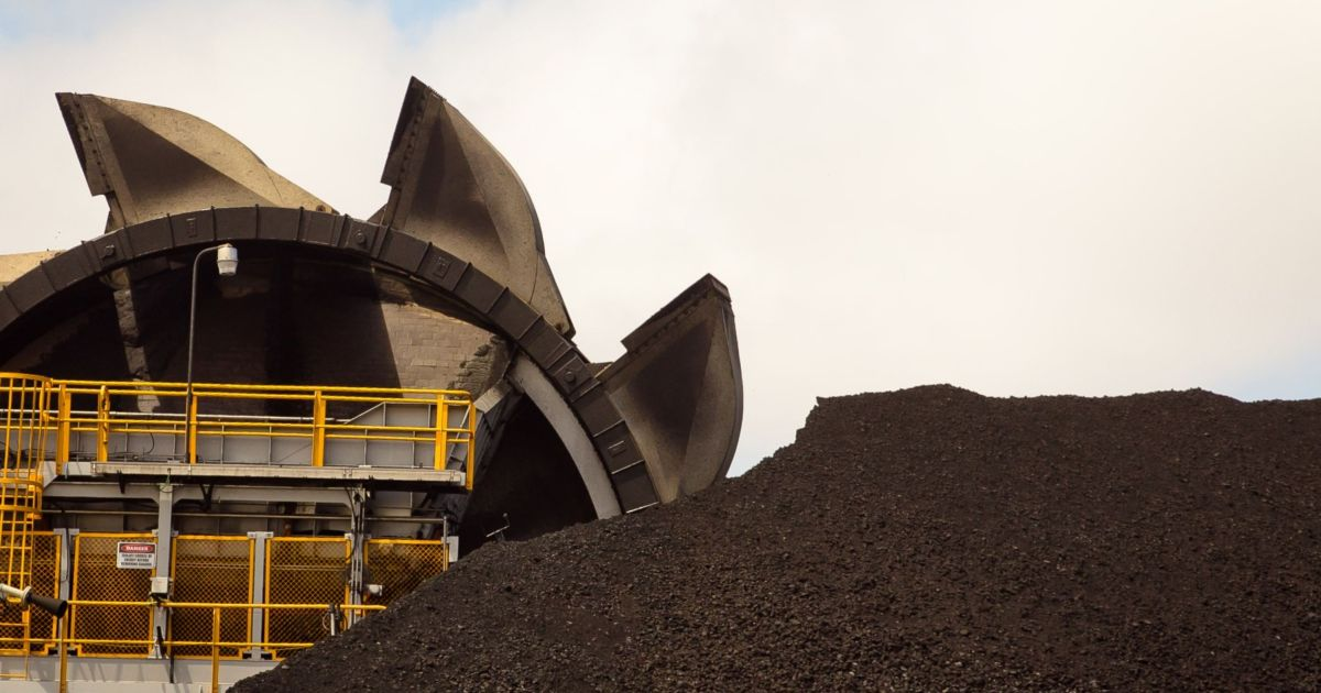 Australia seeks confirmation of reported China coal import ban