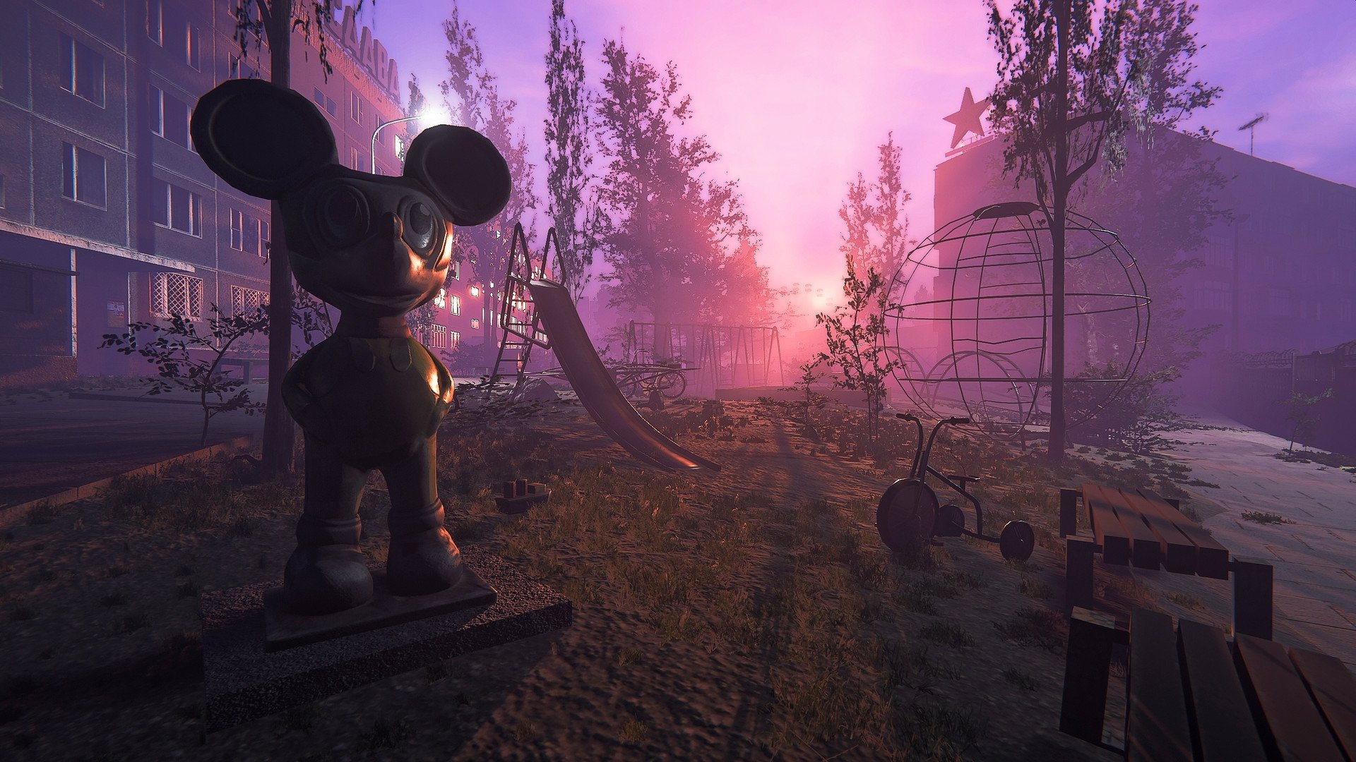 Chernobyl Liquidators Simulator Aims To Be A Realistic Chernobyl Nuclear Disaster Game