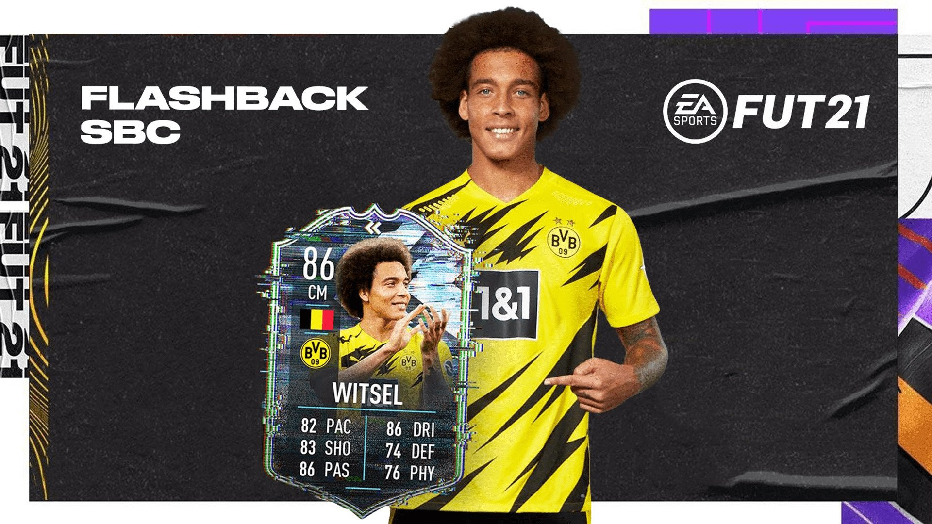 Should You Do The Axel Witsel Flashback SBC In FIFA 21? Another Flashback Witsel…