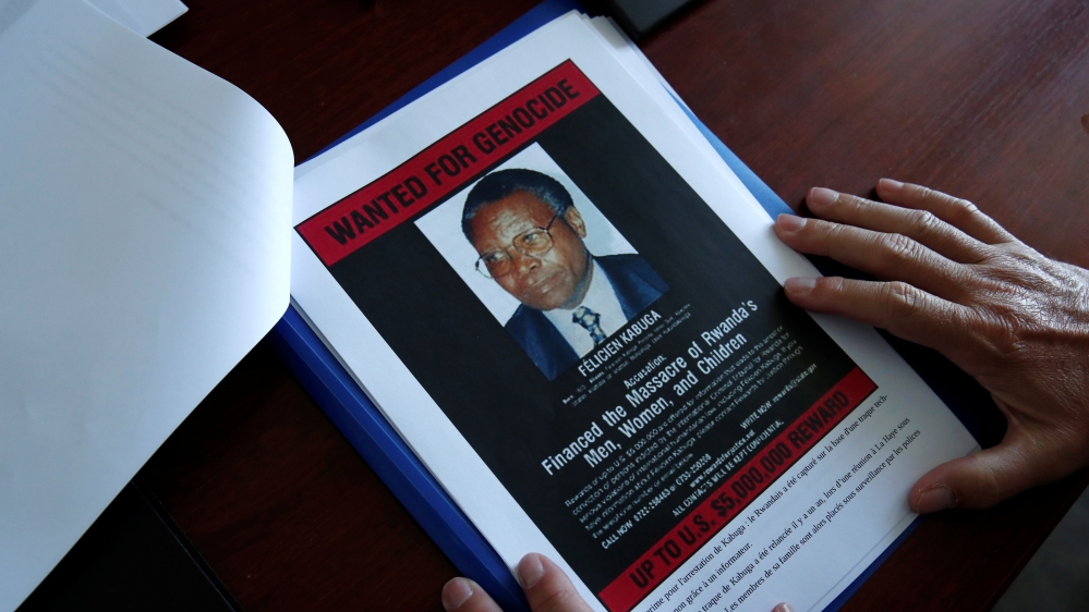 Rwandan genocide suspect Kabuga to be sent to The Hague