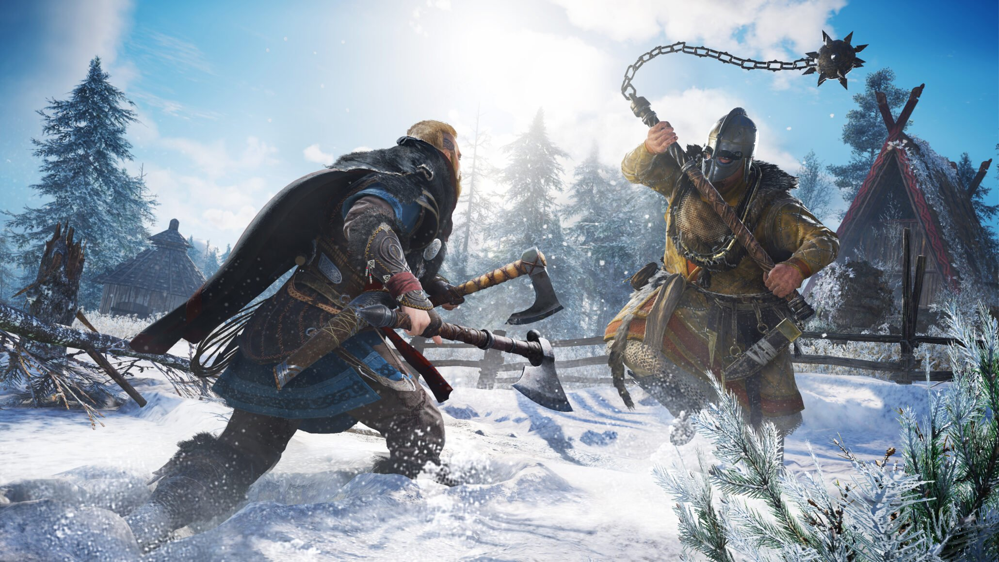 Assassin's Creed Valhalla Install Size Has Been Revealed And It Is Just As Big As Assassin's Creed Odyssey