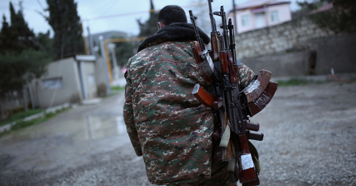 Nagorno-Karabakh: Deadly fighting spills into fifth day