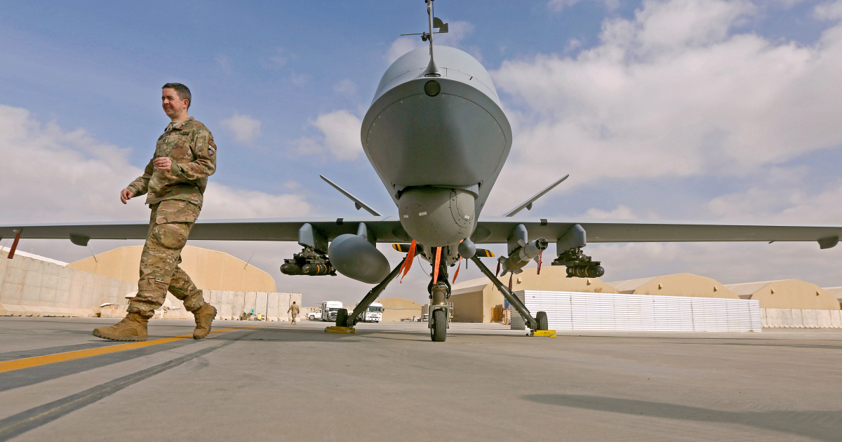 US plans to sell more drones, missiles to Taiwan: Report