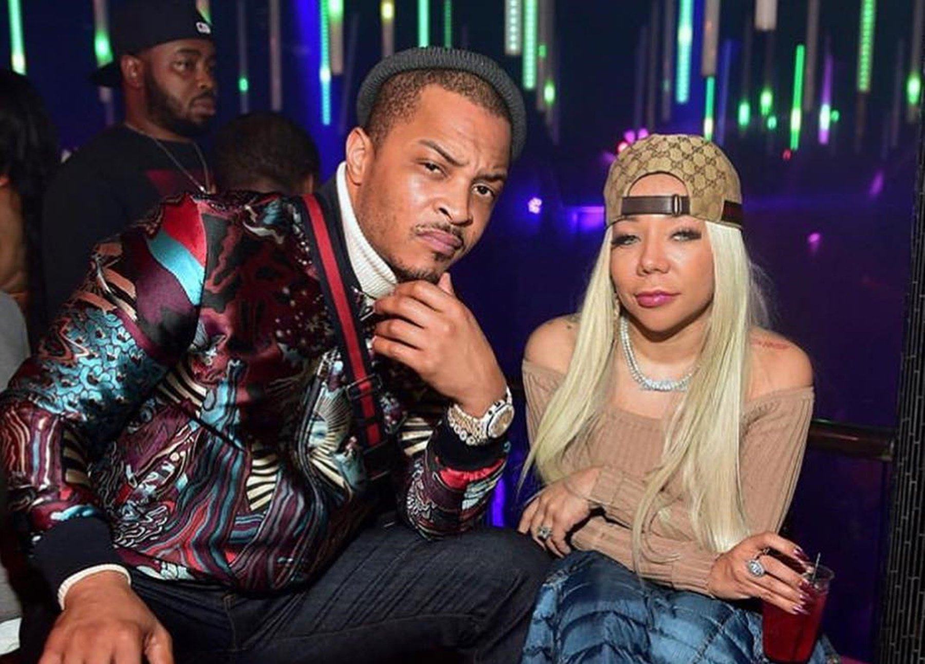 Tiny Harris Reveals Whether She Would Let T.I. Have An OnlyFans Account – See The Video