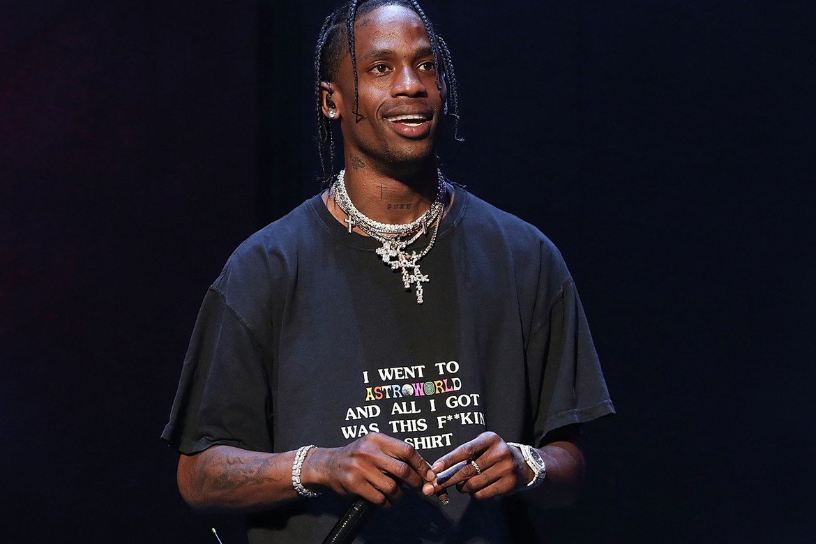 Travis Scott Will Pay Tuition For 5 HBCU Students