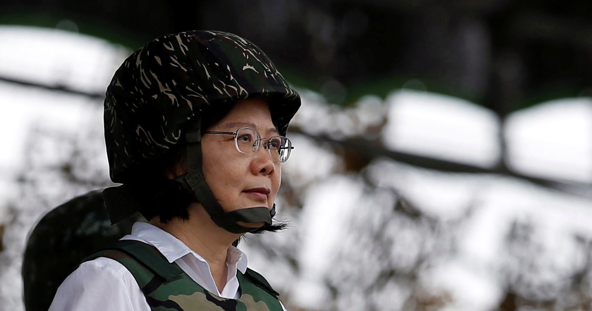 Taiwan to strengthen defences as China tensions escalate