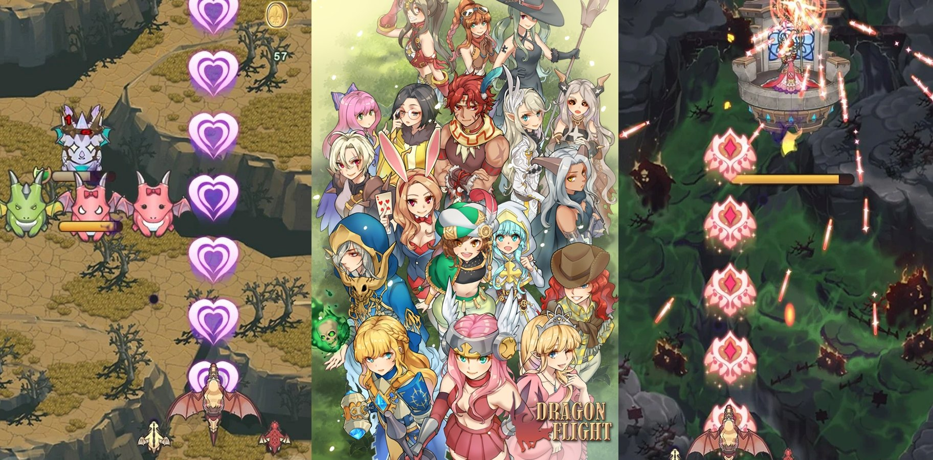 Line Games' Dragon Flight Mobile Game Now Available Again In North America
