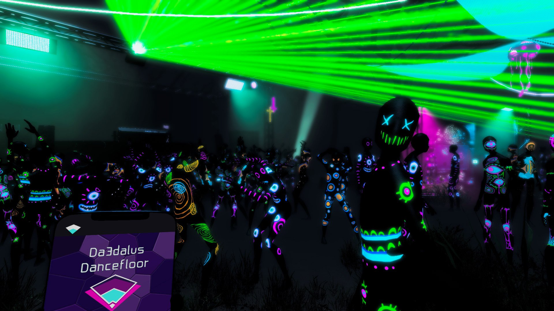 Strobophagia: Rave Horror Is Planning To Release Its Rave Based Horror Experience This Fall On Steam