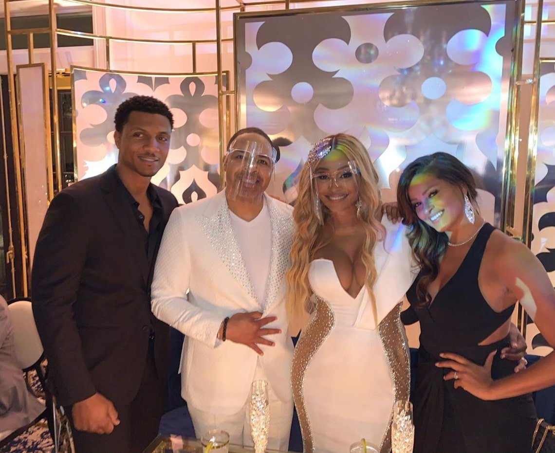Mike Hill Is Happy To Have His And Cynthia Bailey's Journey Documented – See His Message