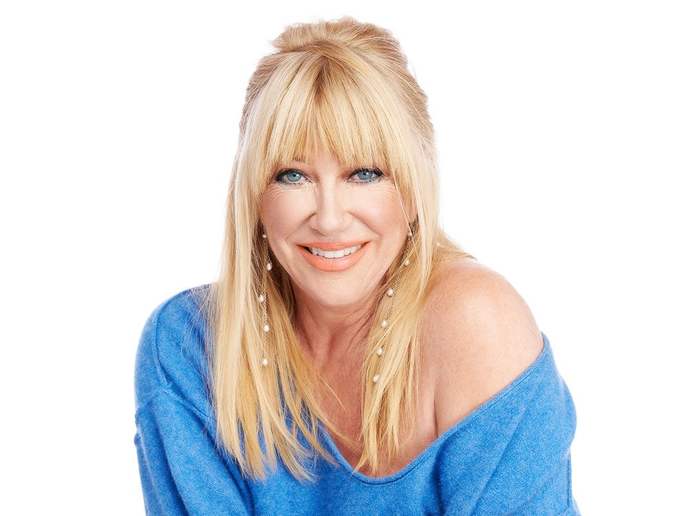 Suzanne Somers Has To Get Neck Surgery After Tumbling Down Her Stairs