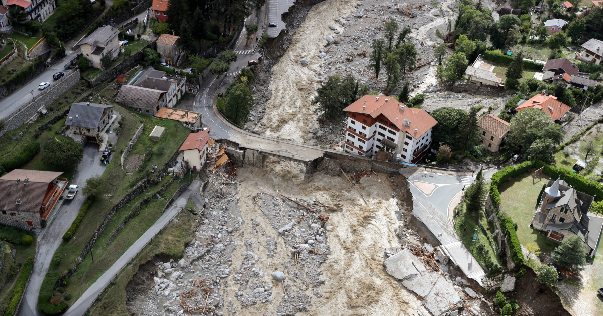 Climate change spurs doubling of disasters since 2000: UN