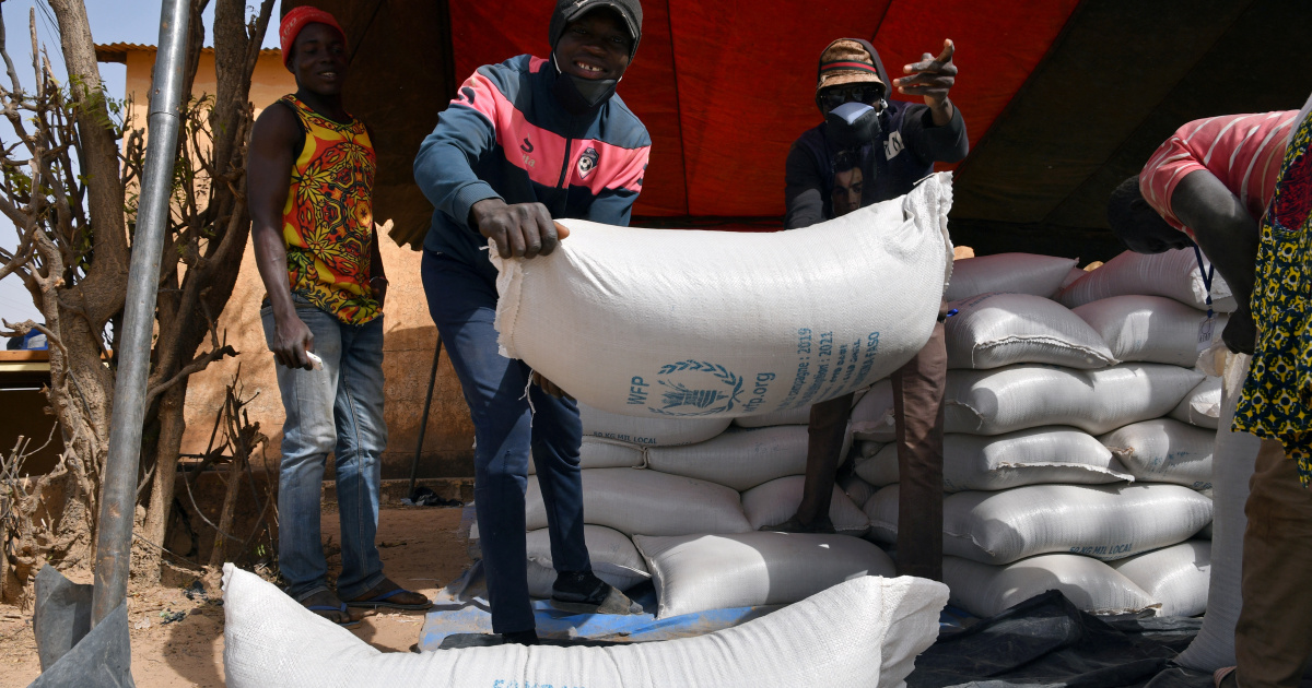 WFP: $6.8bn needed in six months to avert famine amid COVID-19