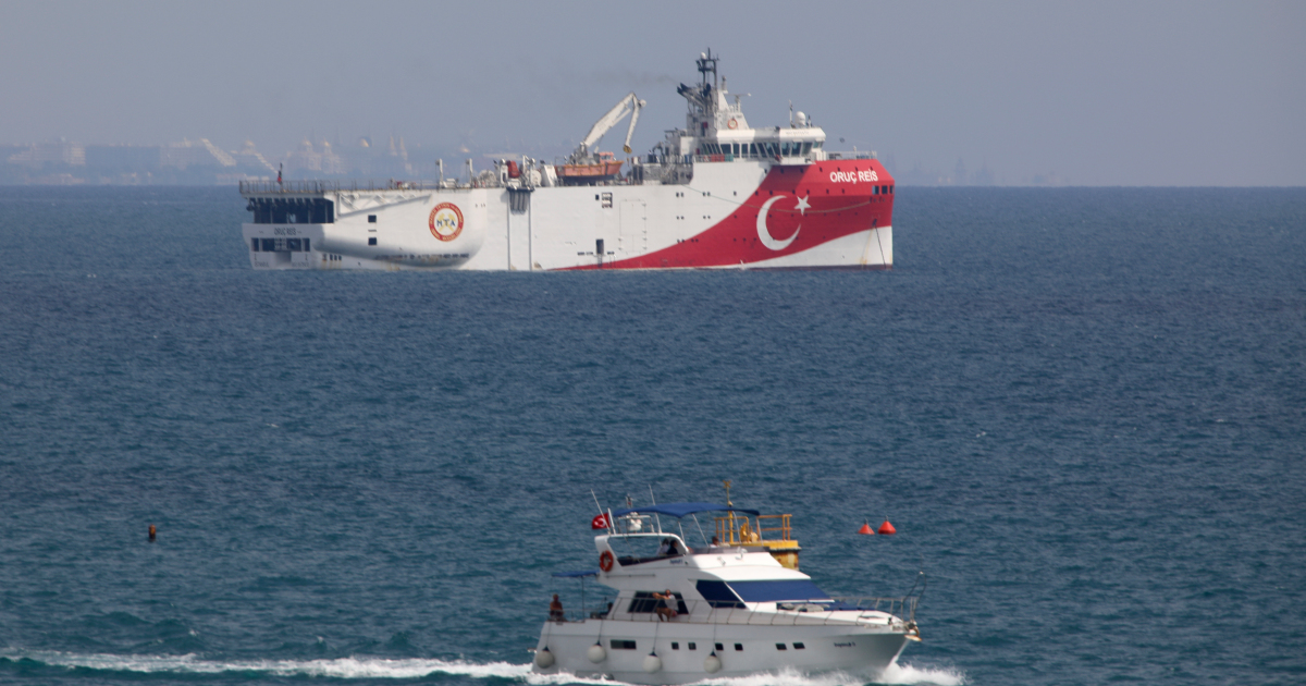 East Med crisis: US demands Turkey end 'calculated provocation'