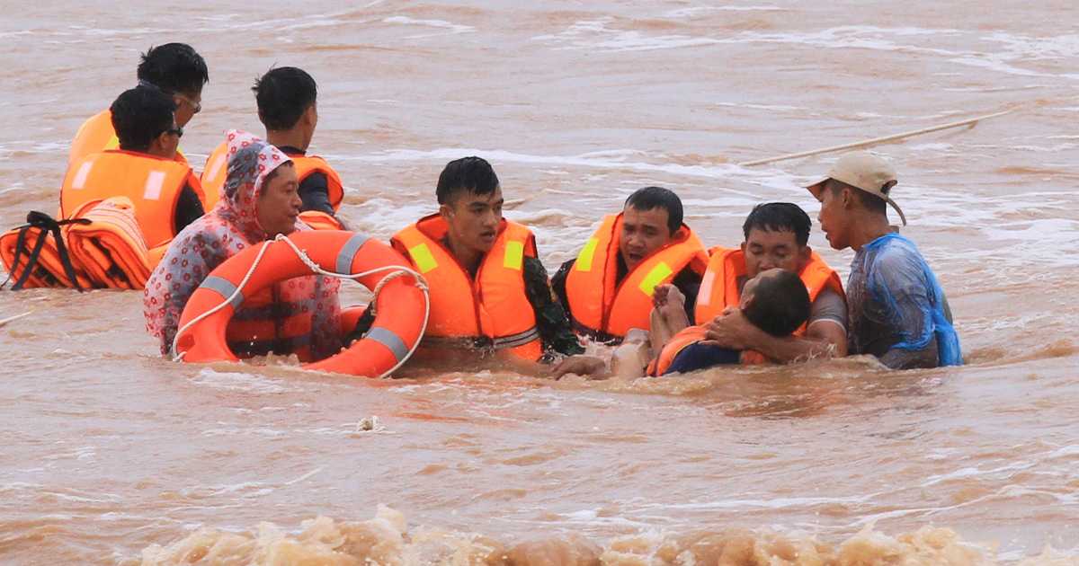 Vietnam flood death toll rises as storm Nangka dumps more rain