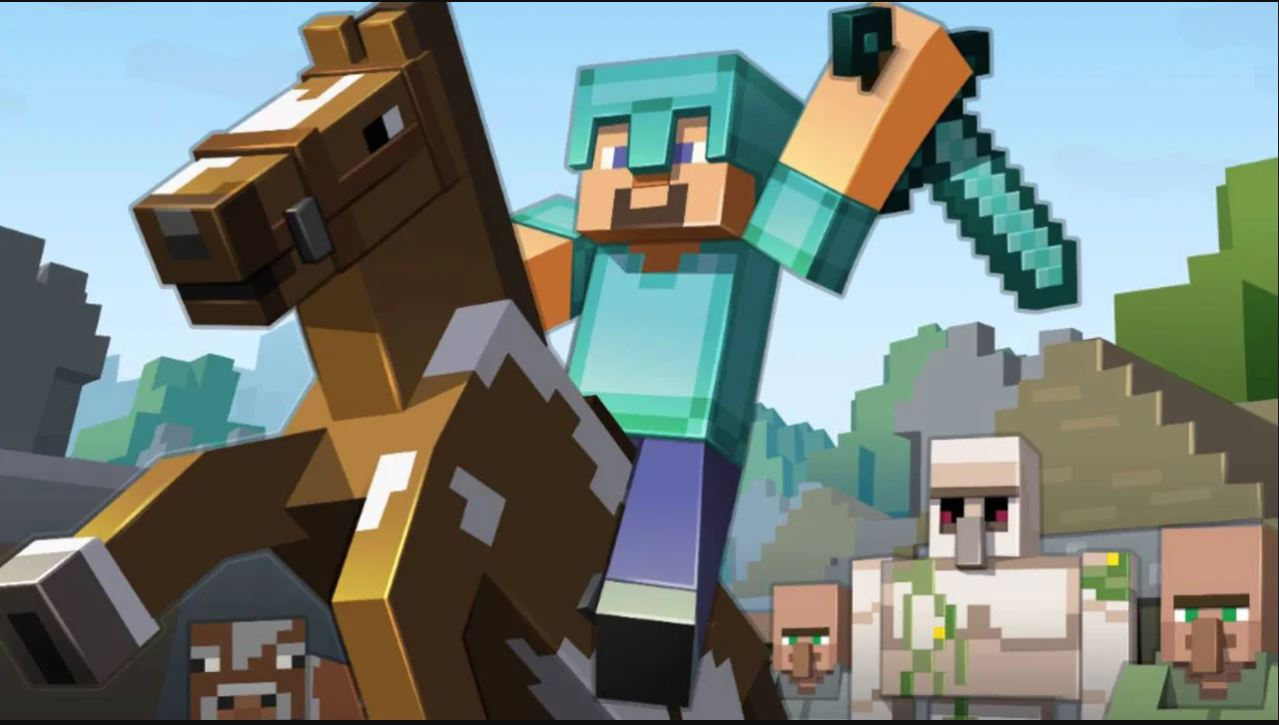 Minecraft Has Over 131 Million Monthly Active Users, Further Increasing It's Popularity!