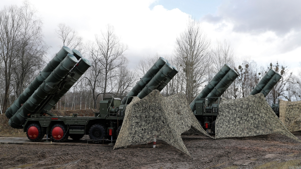 What could Turkey's latest S-400 missile tests mean?