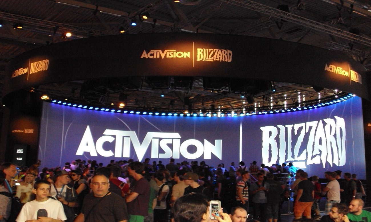 Activision Blizzard Reportedly In The Process of Dissolving Their Versailles Office, Ending Operations