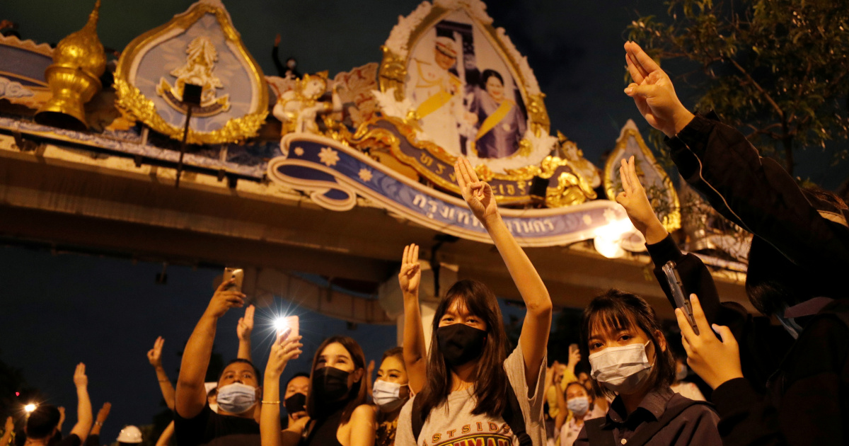 Thailand withdraws Bangkok emergency decree after protests swell