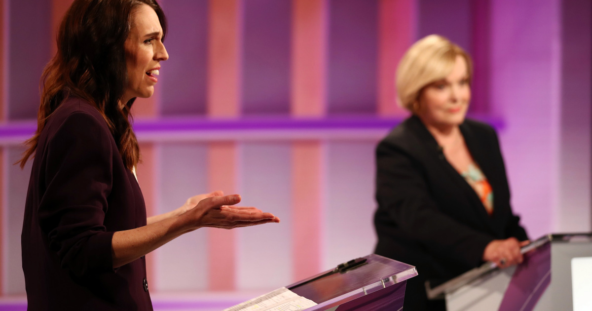 Ardern vs Collins: New Zealand is at a crossroads