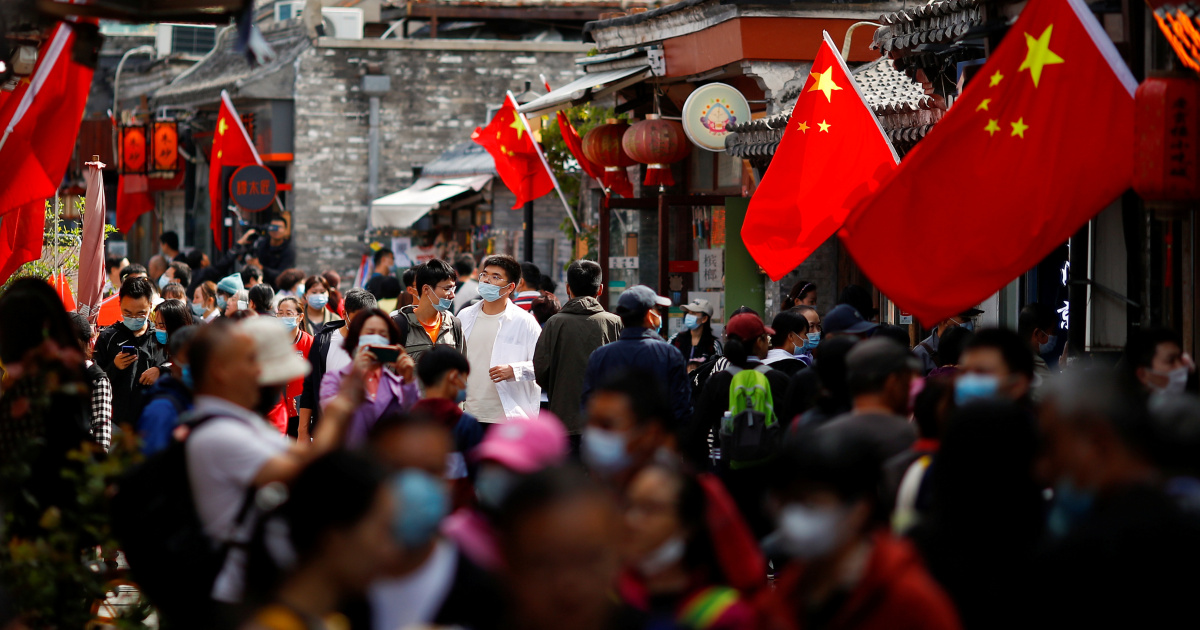 Here's more evidence of China's strong recovery from coronavirus