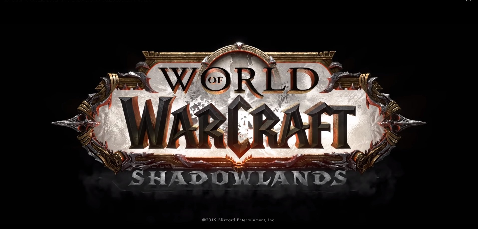 Blizzard Has Published A List Of Known Issues In Troublesome World Of Warcraft: Shadowlands Prepatch Release