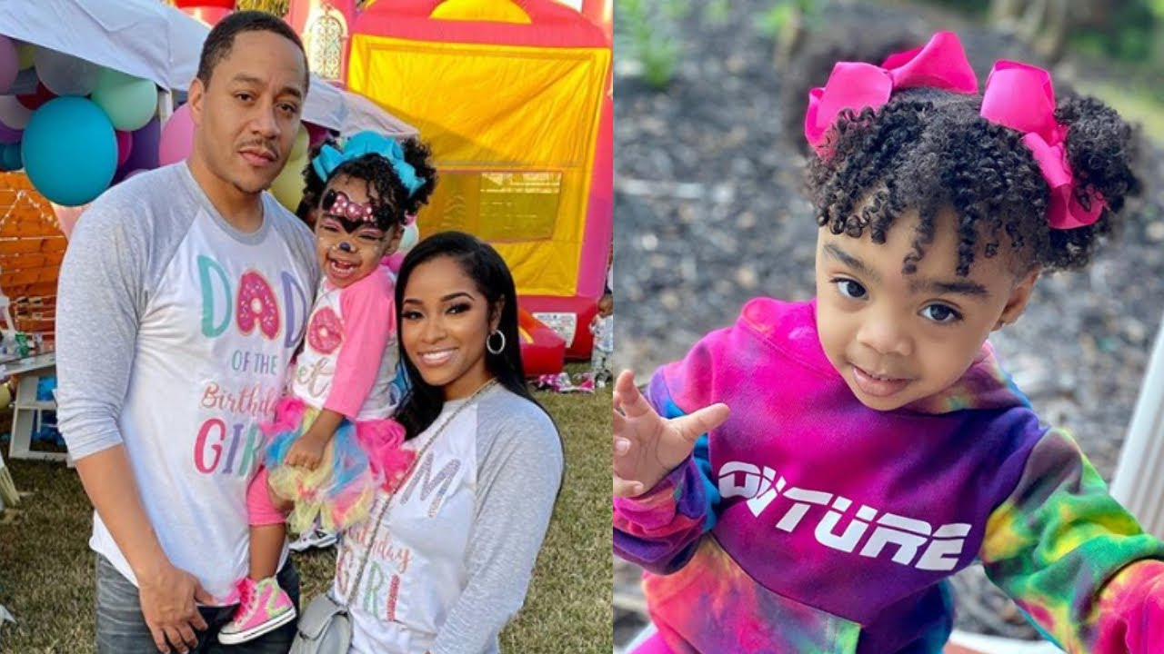 Toya Johnson's Daughter, Reign Rushing Is A Baby Influencer – See Her Gorgeous Pics!